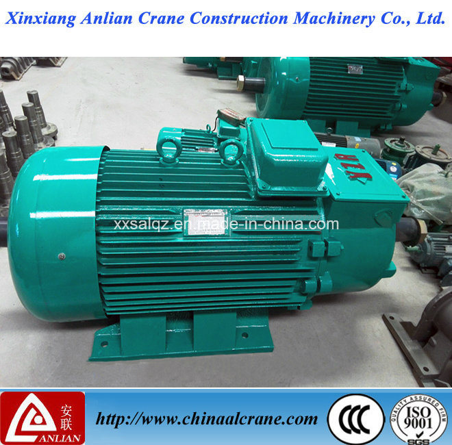 China Small Frame Electric Crane Used Ac Motor Yzr
