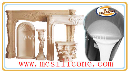 [Hot Item] RTV-2 Silicone Rubber Mcsil-2028/Mould Making Liquid Silicone  Rubber/Silicone Molds