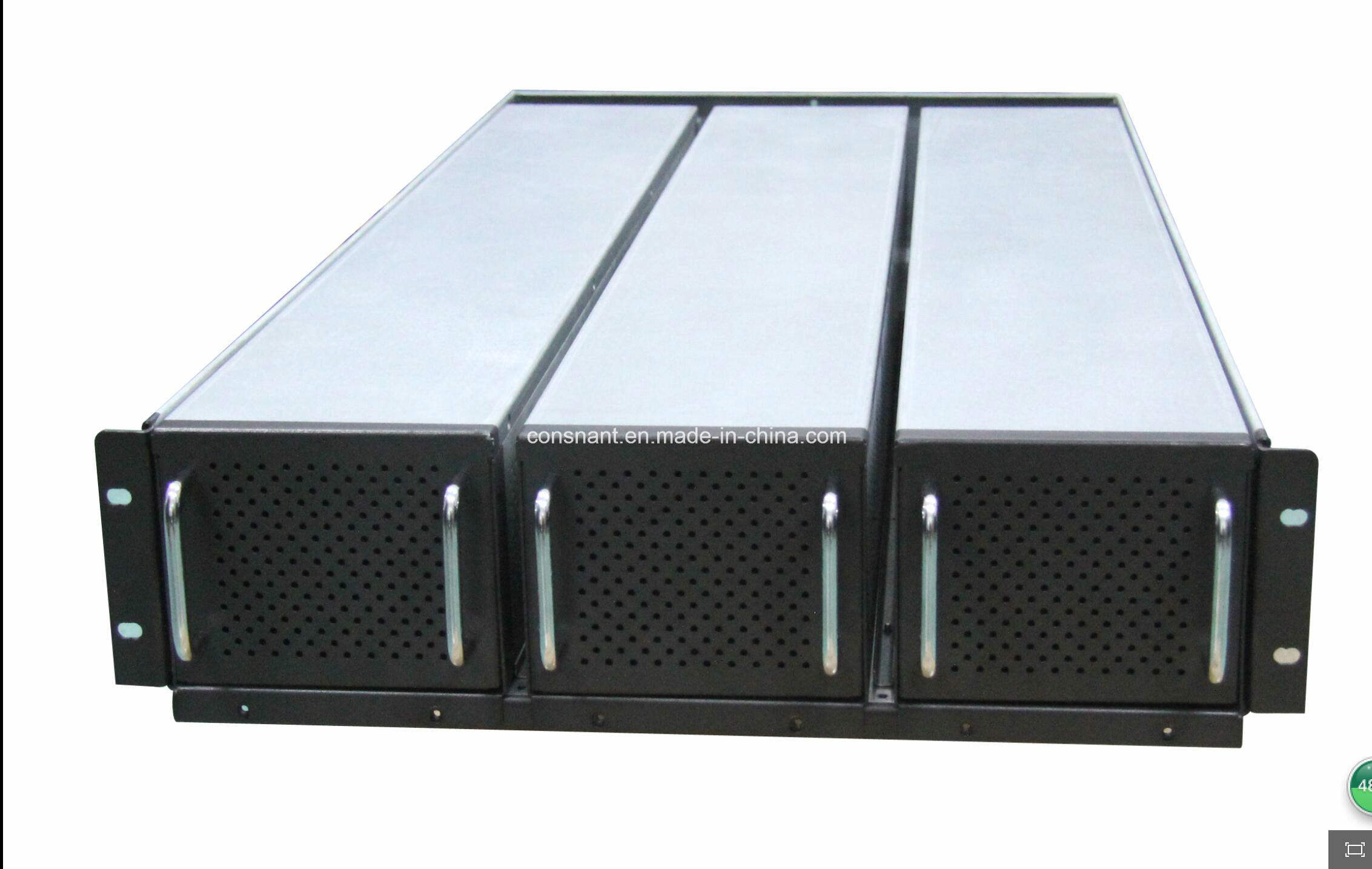 Modular Online UPS with Power Factor 0.9 20-300kVA