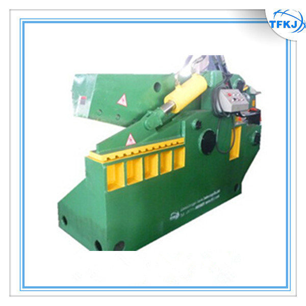 Metal Hydraulic Scrap Steel Bar Cutting Machine