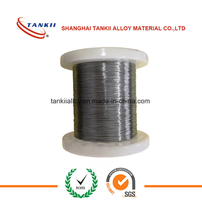 China Corrosion Resistant Alloy Monel400 Wire for Marine Heat ...