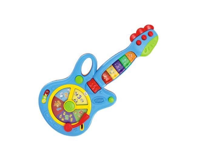 China B O Funny Baby Toy Guitar H0895069 China B O Toy Baby Toys