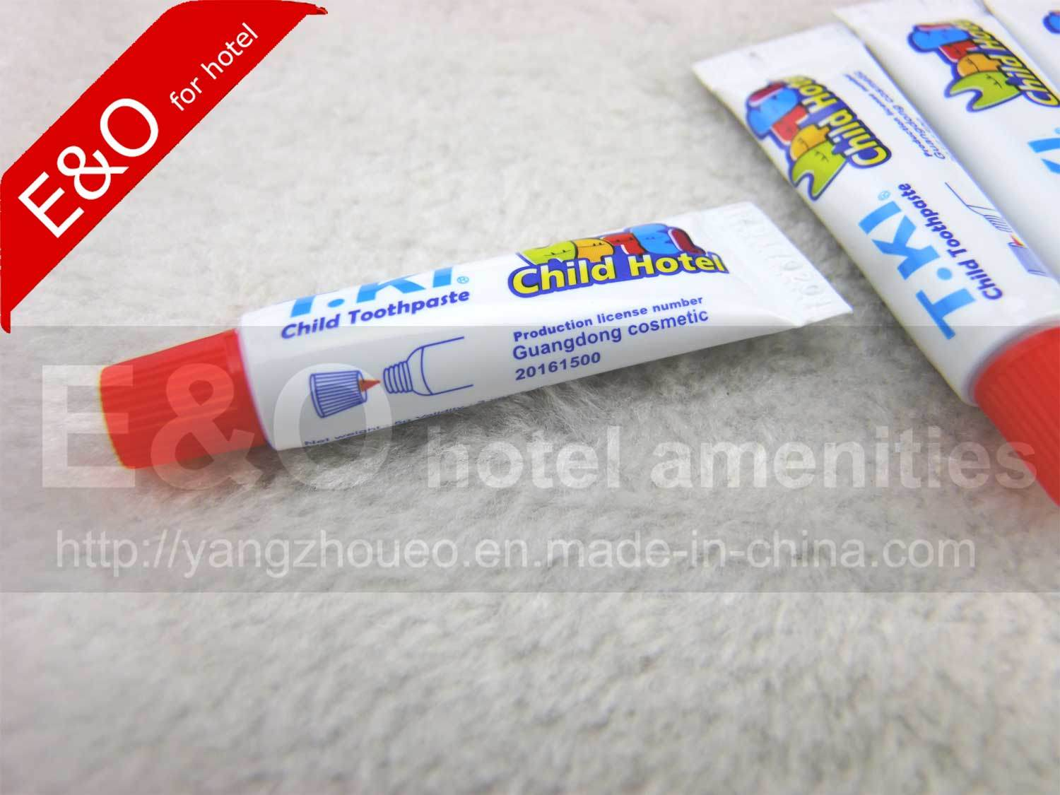 Hotel Amenities 5g Small Child Toothpaste