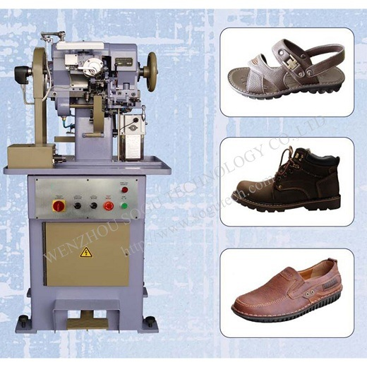 Goodyear out Seam Industrial Shoes Sole Outsole Stitching Sewing Machine