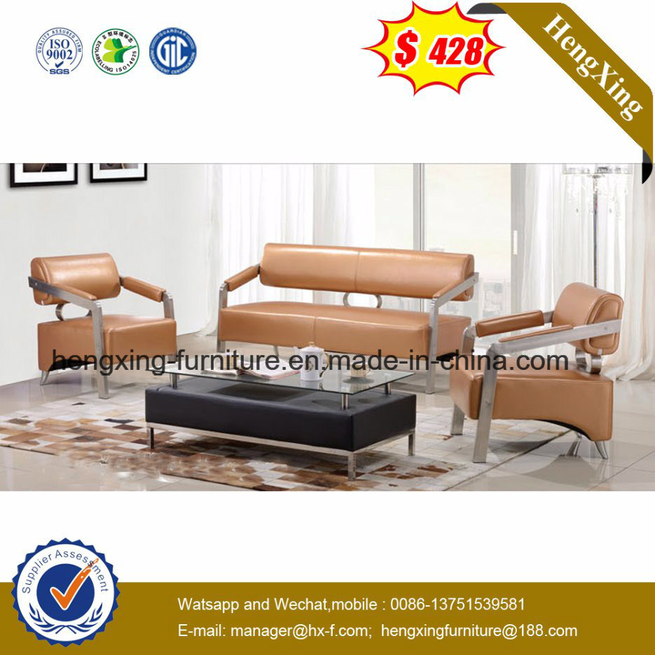 office sofa set. China Modern Sofa Set Genuine Leather Office (HX-CS052) - Sofa, E