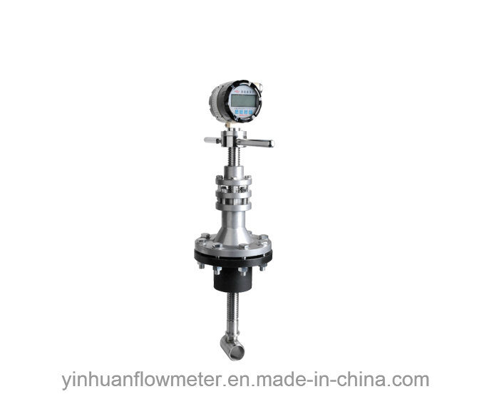 Plug-in Type Vortex Flowmeter