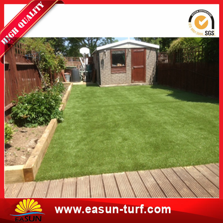 Anti-UV Landscape Decoration Synthetic Artificial Grass for Garden and Home pictures & photos