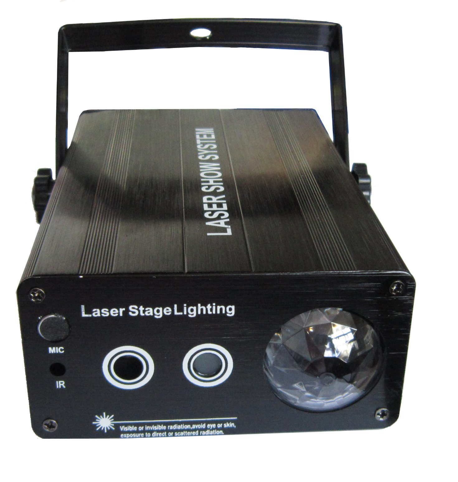 LED Laser Light 48 Patterns Disco Laser Light with LED Water Ripples Light Blue Large Angle pictures & photos