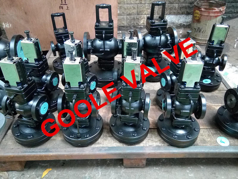 Wenzhou Spriax Sarco Dp17 Steam Pressure Reducing Valve pictures & photos