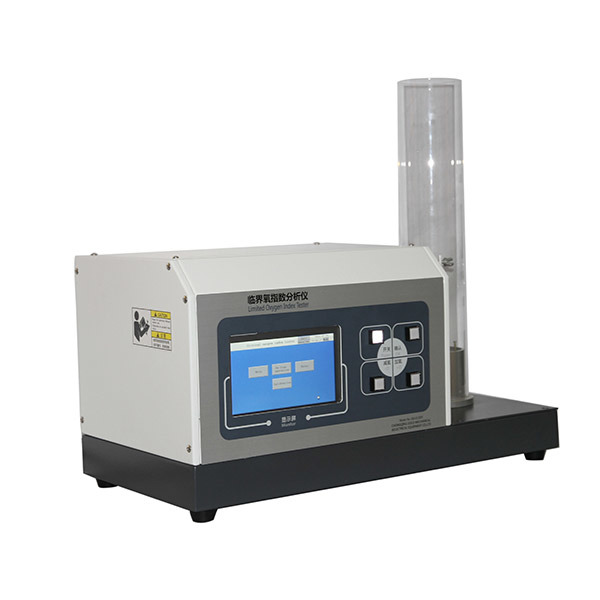 Fully Automatic ASTM D2863 Building Material Limiting Oxygen Index Tester