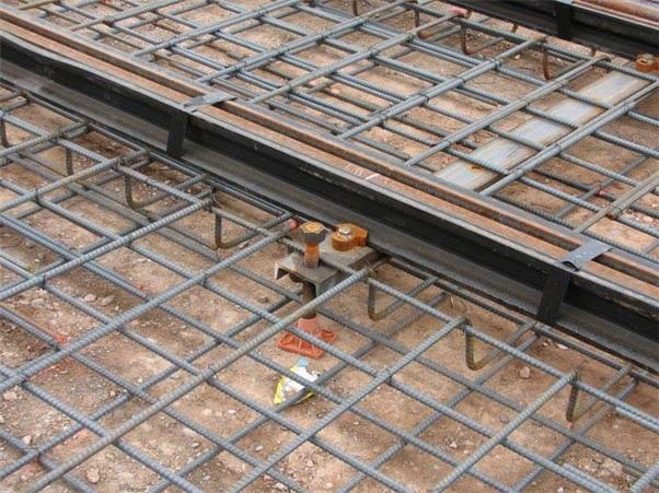 [Hot Item] Concrete Slab Mesh / Welded Wire Mesh Panel