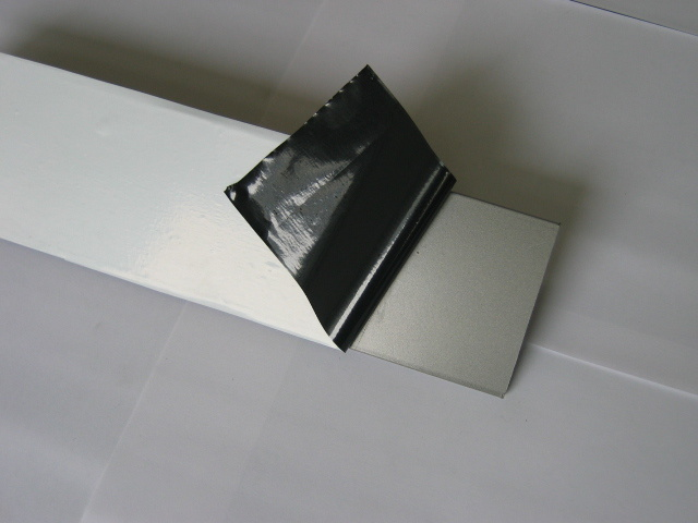 Black-White Protection Film for Stainless Steel