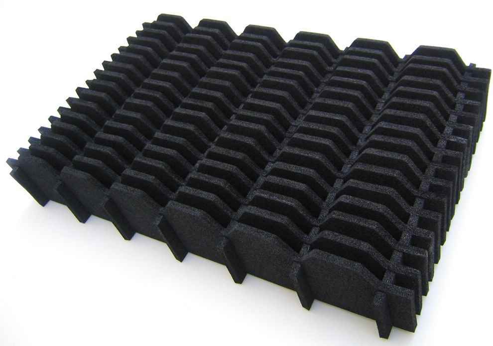 China Corrugated Plastic Sheet Intersector Esd Pu Foam