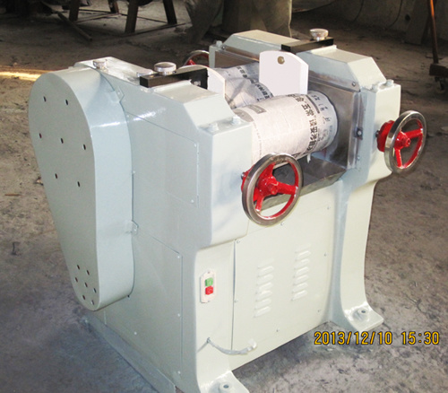 Three Roll Mill for Lubricating Grease