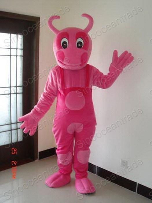 China Uniqua Backyardigans Mascot Costume 202 China