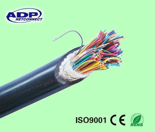 outdoor 25 pairs shielded cat5 telephone cable