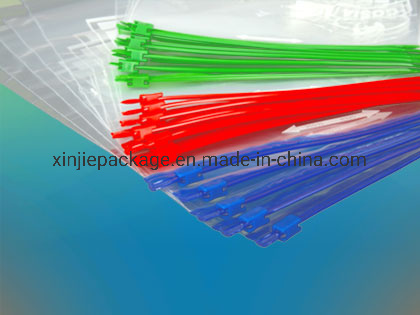 China LDPE Slider Bag with Zipper for Auto Parts Packaging ...