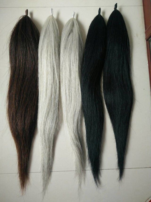 China False Tail Horse Tail Extension For Sale China False Tail