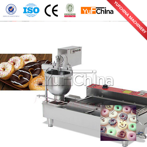 3 Moulds Mini Donut Machine for Sale pictures & photos