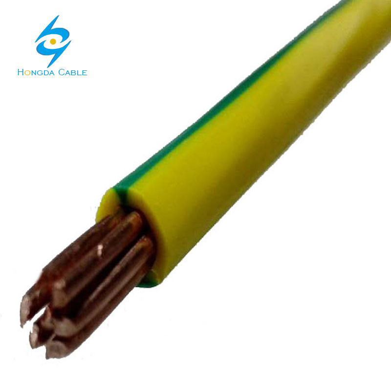 China PVC Insulated Copper Electrical Wire 16mm2 Insulated Wire ...