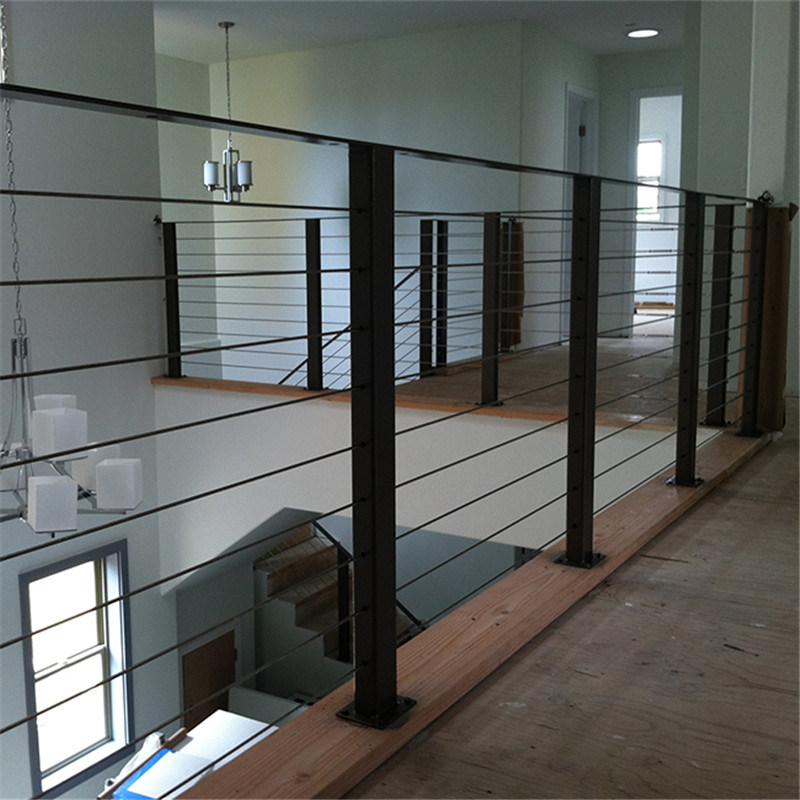 China Deck Cable Rails Wire Railing Systems/Stainless Steel Front ...