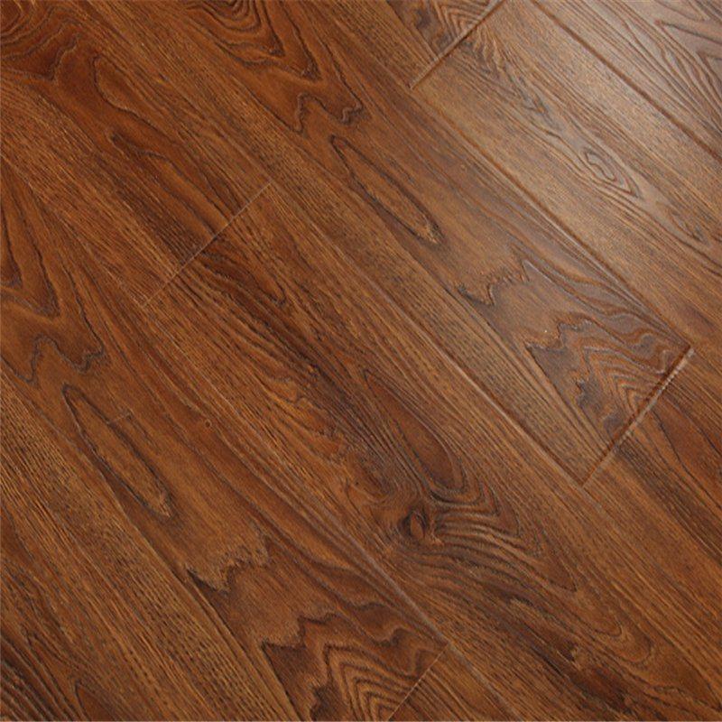 China Red Cedar Laminate Flooring, Red Hickory Laminate Flooring