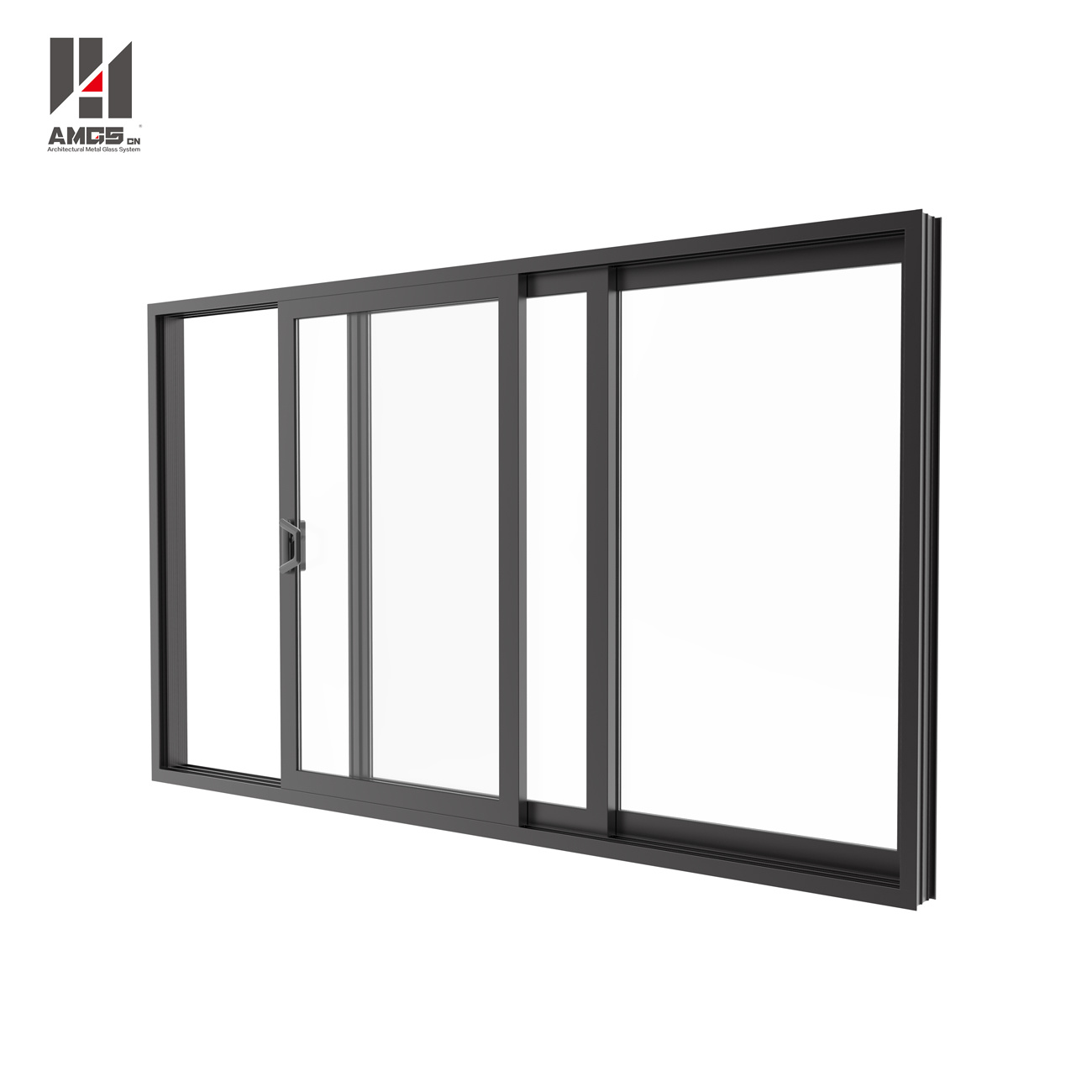 Modern Latest Design Doors Windows Price of Aluminum Sliding Window with Mosquito Net pictures & photos