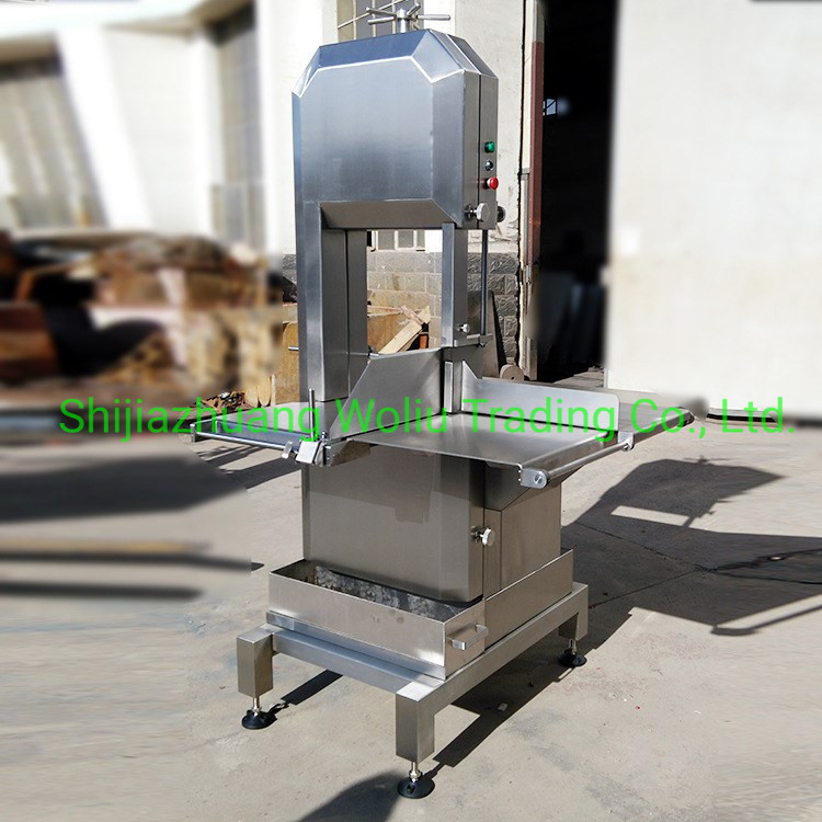 China Brand Of Electric Frozen Meat Bone Rib Pig Feet Sawing Machine Meat Processing Machine Photos Pictures Made In China Com