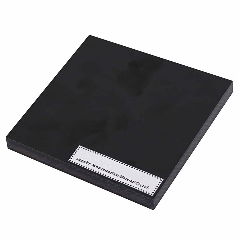 [Hot Item] ESD/Anti-Static Materials, Black Bakelite Sheet/ Phenolic Paper