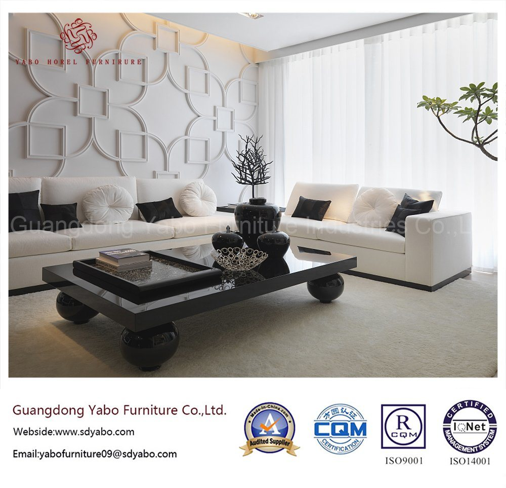 Leisure Furniture Set With Sectional Sofa For Hotel Lobby Hl T 5