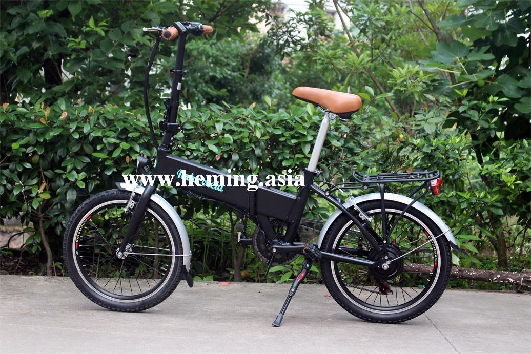 "20"" Tire 250W Folding Electric Bike En15194 pictures & photos"