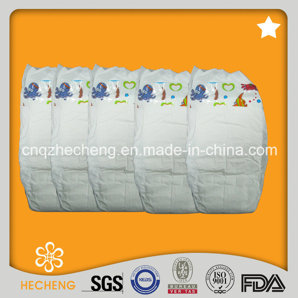Economic Disposable Baby Diaper Manufacturer in China