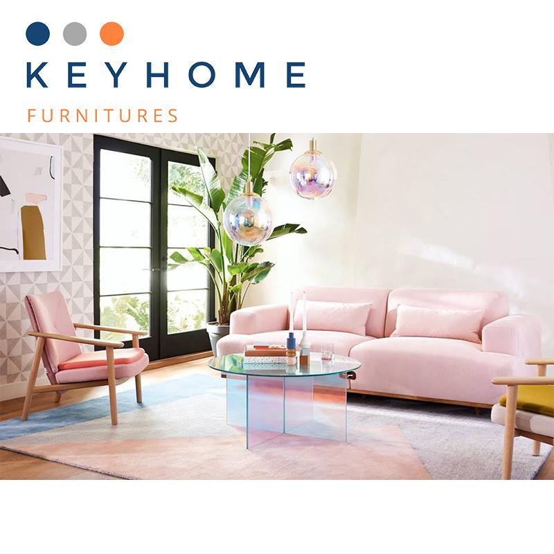[Hot Item] Italian Modern Fabric Sofa Sectional Sofa Cheap Price