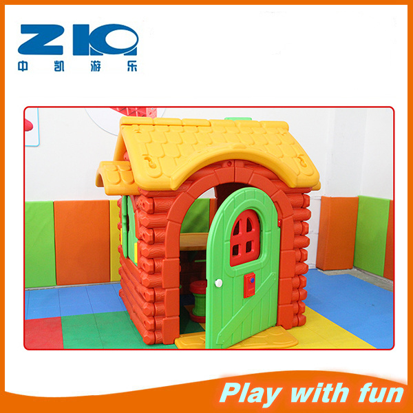 Indoor Kids Forest Plastic Colorful Playhouse