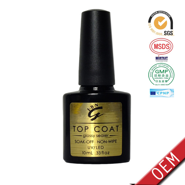 Good Quality OEM Private Label Nail Gel Polish for Nail Art pictures & photos