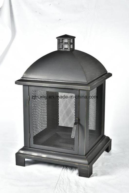 Screened Hela Fire Place pictures & photos