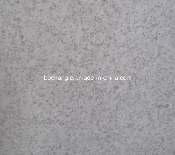 [Hot Item] Polished White Pearl Granite for Wall Tile /Flooring Tile