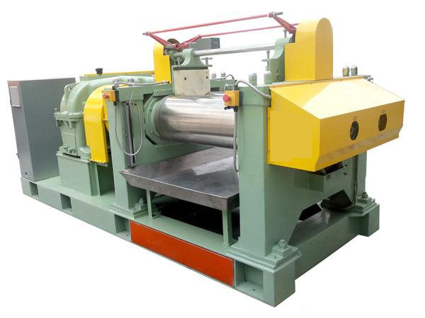 China Rubber Roller Grinding Machine / Rubber Grinder Mixing Mill
