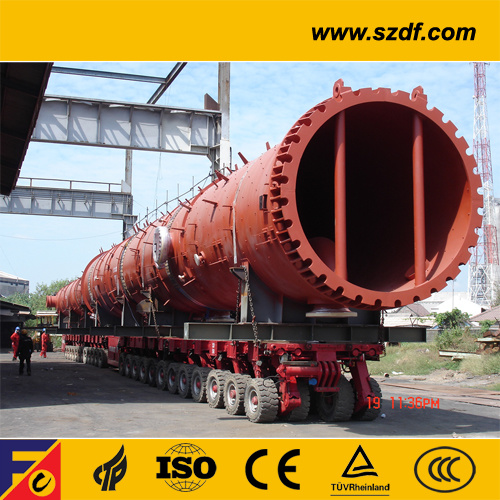 Spmt Modular Trailers /Spmt Multi-Axles Modular Transporters /Spmt (SPT) pictures & photos