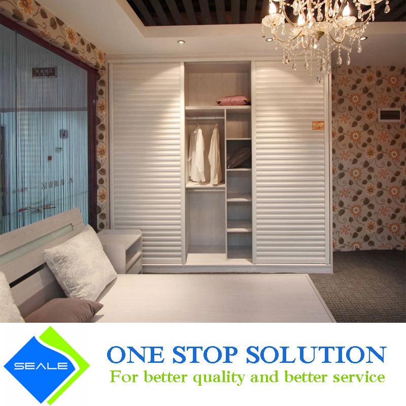 Peachy Hot Item White Louver Sliding Door Wardrobe Modular Furniture Zy 2084 Download Free Architecture Designs Grimeyleaguecom