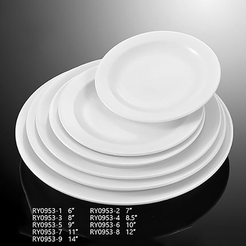 Plates For Sale >> Hot Item Hot Sale White Porcelain Dinner Plates For Hotels