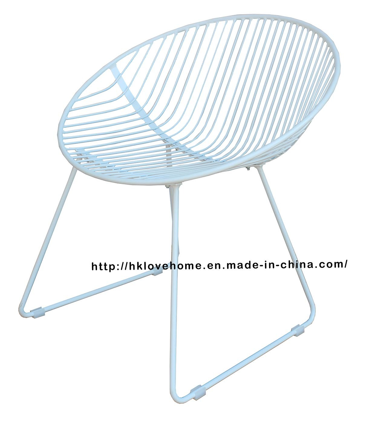 Admirable Hot Item Restaurant Garden Metal Outdoor Dining Bend Kd Wire Chair Creativecarmelina Interior Chair Design Creativecarmelinacom