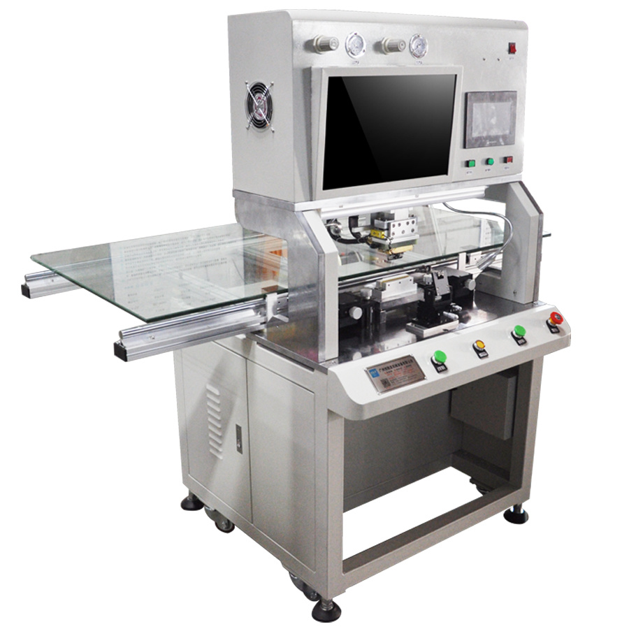 China TV Laptop LCD Panel Repair Bonding Machine 610dh Tab