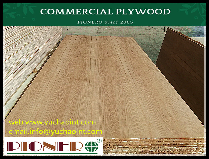 Hot Item Hot Sell Teak Wood Plywood For India