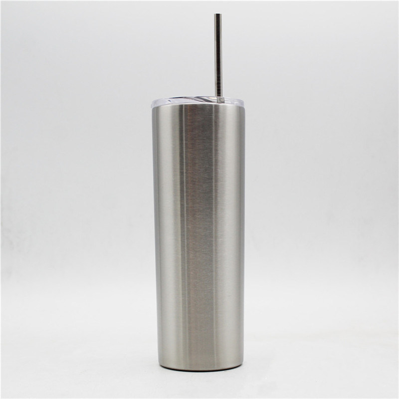 China Hot Sale Designed Stainless Steel Skinny Tumbler
