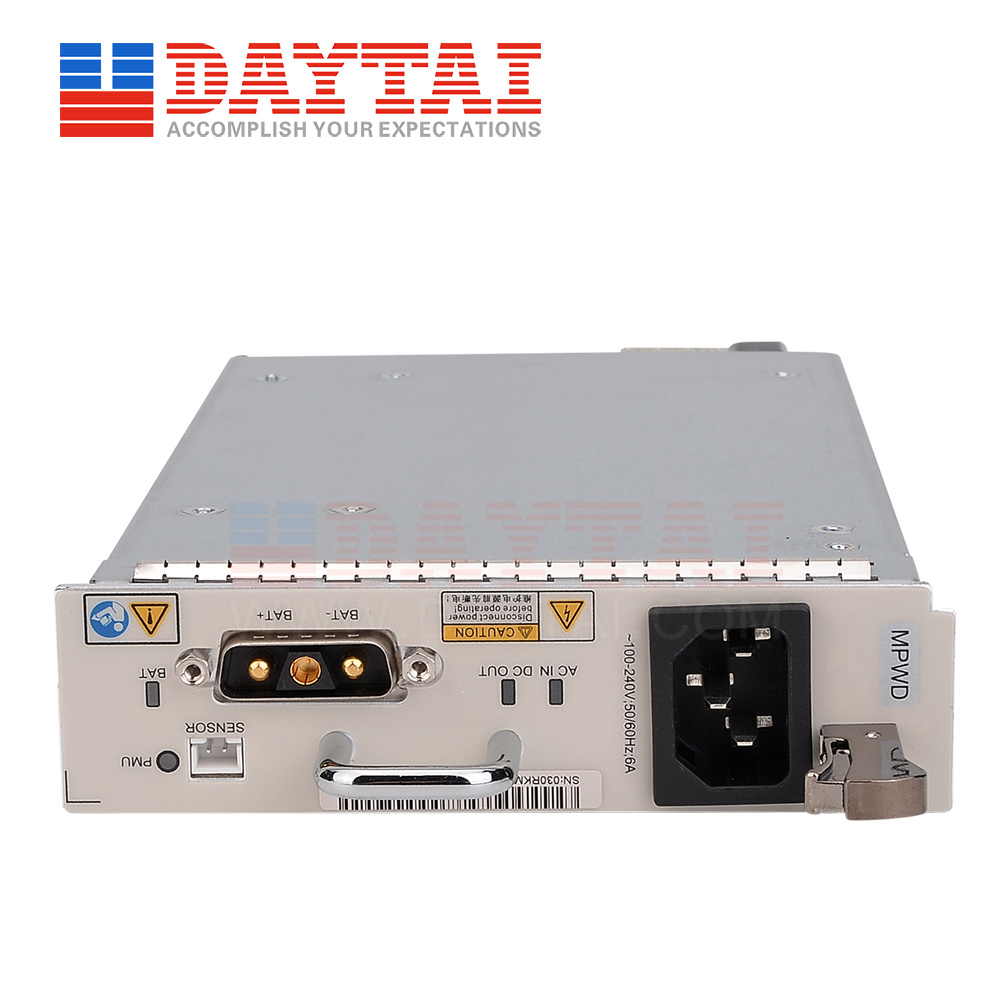 [Hot Item] Huawei Ma5608t Olt AC Power Supply Board Mpwd