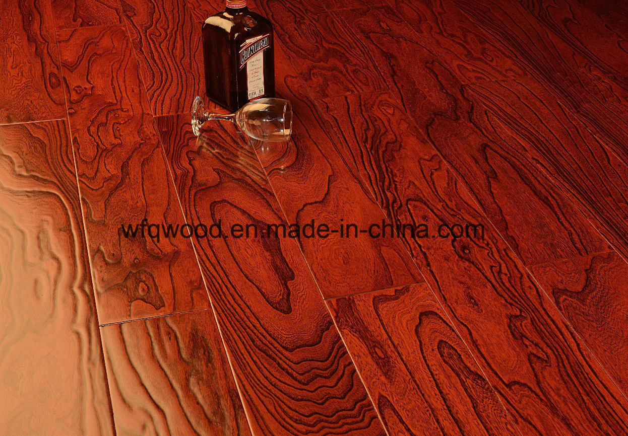 803 Multilayer Elm Wood Flooring