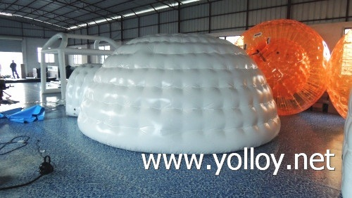 9e55e9207 China Air Tight Inflatable Snow Fort Igloo Tent Photos   Pictures ...