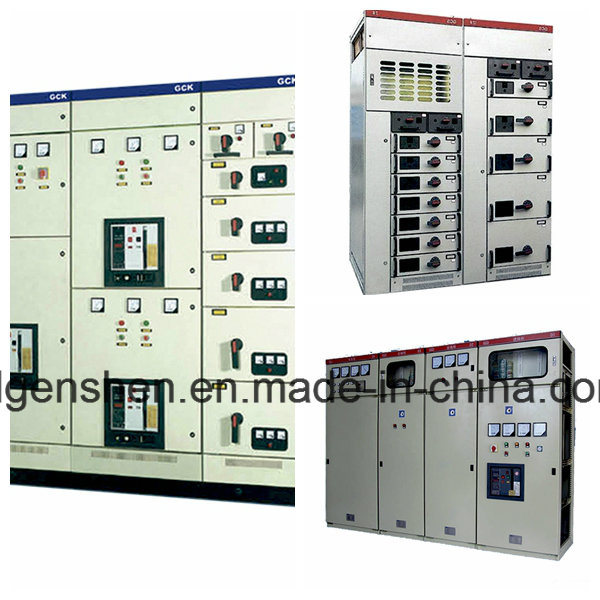 Gck Indoor Low Voltage Power Supply Distribution Cabinet/Extraction Switchgear