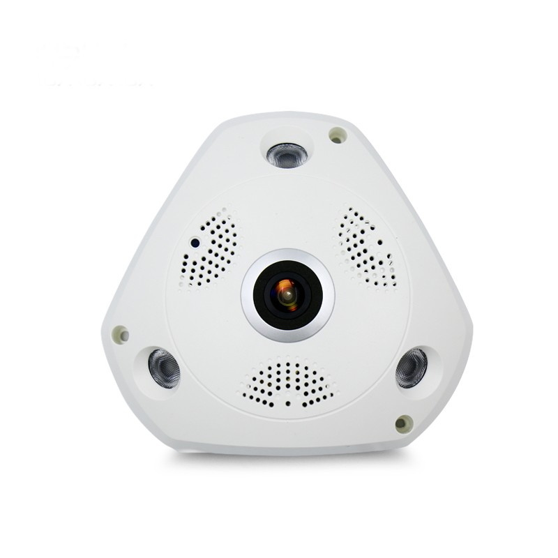 WiFi IP Wide Angle Vr Camera HD Smart 360 Degree